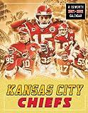 Kansas City Chiefs Calendar 2021-2022: 16-Month Planner Agenda   2021 Season Schedule EXTRA