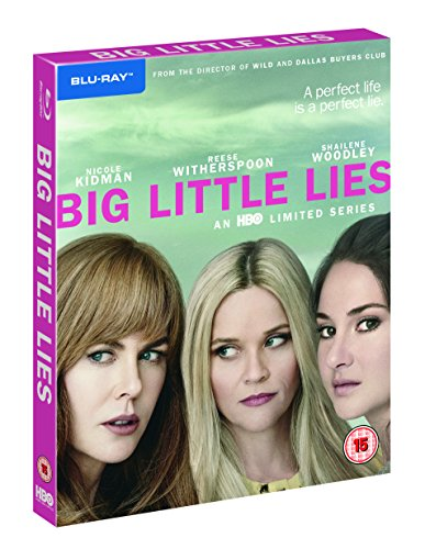 Big Little Lies: Season 1 [Blu-ray] [2017] [Region Free]
