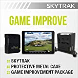 SkyTrak Launch Monitor with Game Improve Package