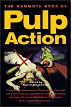 The Mammoth Book of Pulp Action (Mammoth Books)
