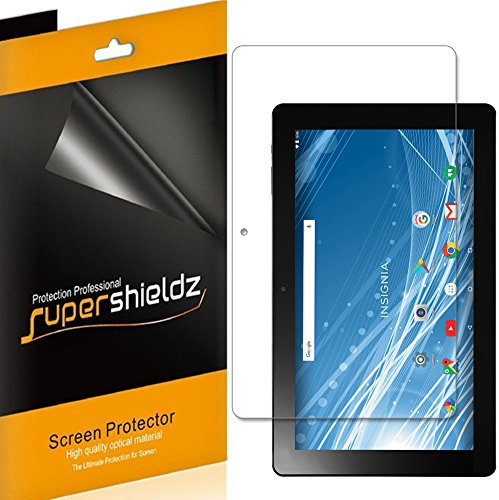 (3 Pack) Supershieldz for Insignia 11.6 inch Flex (NS-P11A8100) Screen Protector, Anti Glare and Anti Fingerprint (Matte) Shield