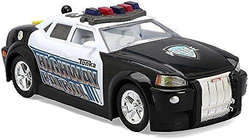 Tonka Toy Mighty Motorized Police Highway Patrol by Tonka