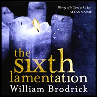 Sixth Lamentation: Father Anselm Series, Book 1 Titelbild