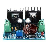 エレクトロニクス部品 ステップダウンモジュール調整可能XL4016E1高出力DC-DC 8A DC4-40V Regulator XH-M400