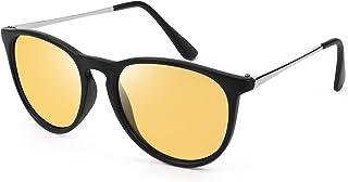 كارسير الرؤية الليلية نظارات القيادة المستقطبة المضادة للوهج نظارات شمسية واضحة للنساء الرجال
