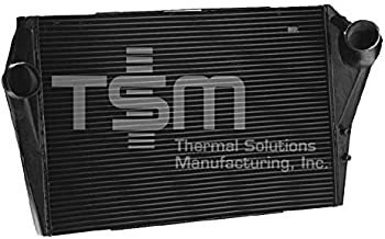 TSMUSA HD Charge Air Cooler for Ford L9000 (1992-1993), Ford LA9000 (1992-1993), Ford LL9000 (1992), Ford LLA9000 (1992-1993), Ford LN9000 (1992-1993), Ford LNT9000 (1992-1993), Ford LS9000 (1992-1993