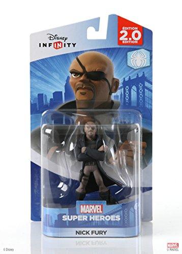 Unisex-Erwachsener - Official - Nick Fury - Disney Infinity Figur