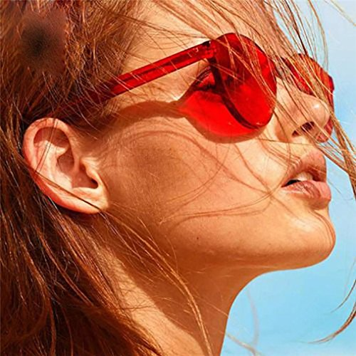 HOMEBABY - Occhiali Sole Donna Vintage - Occhiali