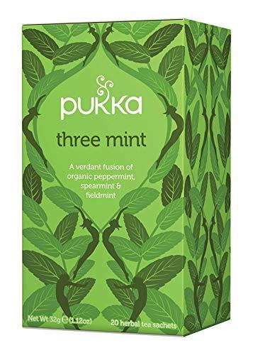 Pukka Three Mint - Tisana 20 filtri