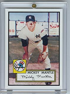 mickey mantle 2006 topps baseball card