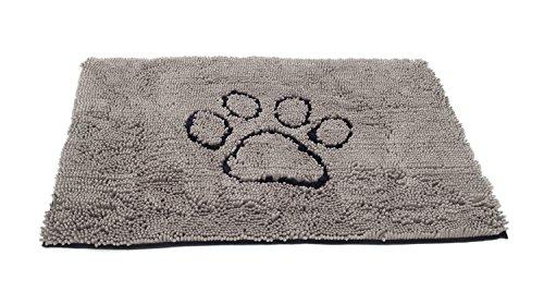 Dirty Dog Doormat Medium (Gray)
