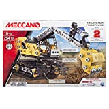 Meccano - 6027036 - Jeu de Construction - Pelleteuse