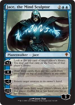 Magic: the Gathering - Jace Challenge lowest price of Japan ☆ The Sculptor Worldwake Foi Rapid rise Mind