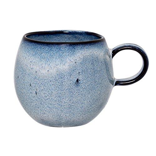 Bloomingville Tasse Sandrine, blau, Keramik