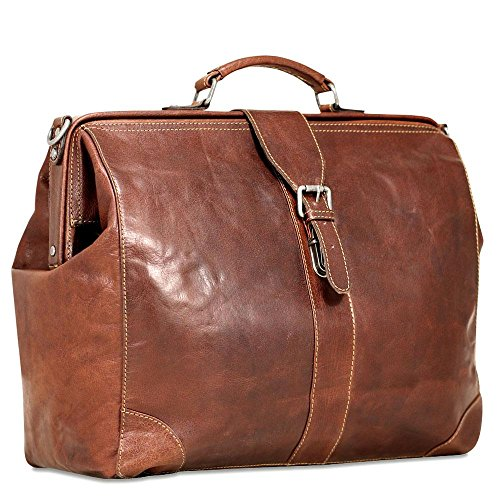 Voyager Classic Doctor Bag #7575 (Brown)