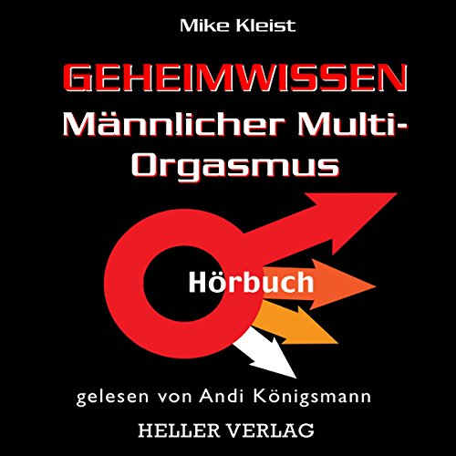 Geheimwissen männlicher Multi-Orgasmus audiobook cover art