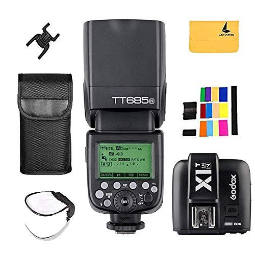 Odox ThinkLite tt685s cámara ttl flash de alta velocidad 1/8000s GN60para Sony Cámaras Réflex Digitales