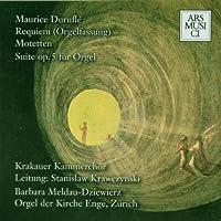 Durufle:Sacred Works/Requiem