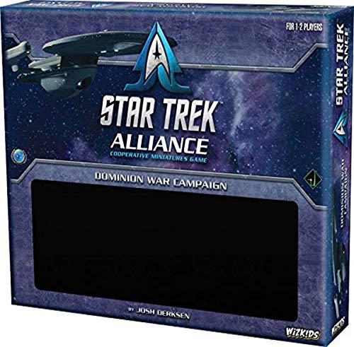 Star Trek: Alliance - Dominion War Campaign - Miniatures Game - English