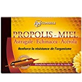 Yves Ponroy Propolis Miel Astragale Echinacea Acérola 20 Ampoules