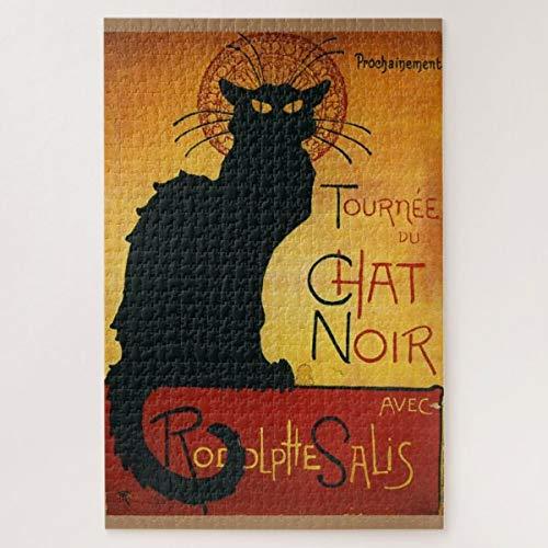 Puzzles Chat Noir