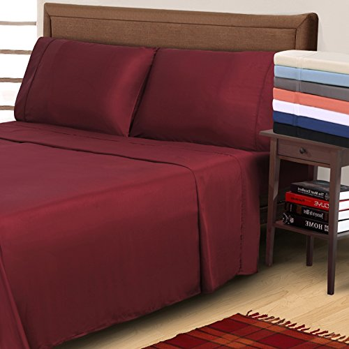 SUPERIOR Ultra Soft Modal from Beach Sheet Set, Unmatched Quality,...