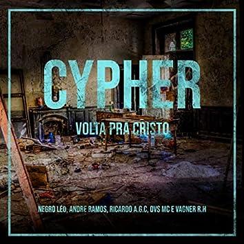 Cypher Volta Pra Cristo