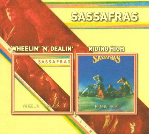 Sassafras - Wheelin' 'N' Dealin' / Riding High (Digipak)