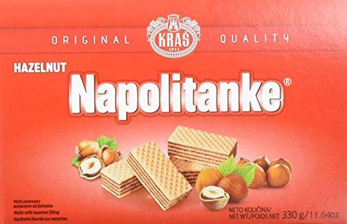 Kras Napolitanke Haselnuss Neapolitanerwaffeln (1 x 330 g)