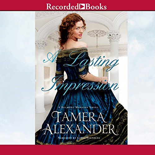 A Lasting Impression     A Belmont Mansion Novel              Auteur(s):                                                                                                                                 Tamera Alexander                               Narrateur(s):                                                                                                                                 Linda Stephens                      Durée: 18 h et 45 min     Pas de évaluations     Au global 0,0
