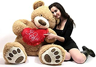 Best jumbo bear with heart Reviews