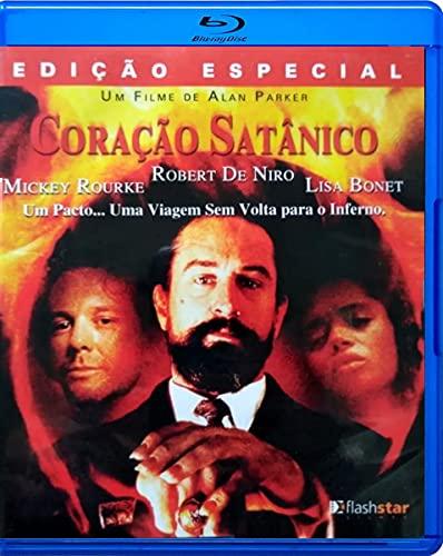 Coração Satânico - ( Angel Heart ) Alan Parker [ Blu- Ray ]