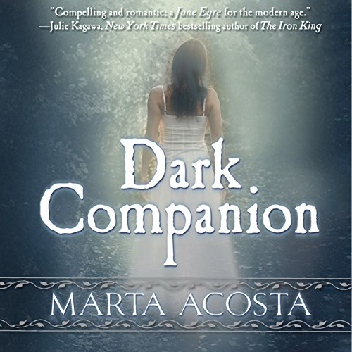 Dark Companion audiobook cover art