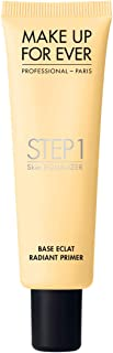 Make Up For Ever All Step 1 Radiant Face Primer - 30 Ml, 9 Radiant Yellow