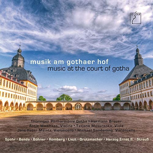 Thüringen Philharmonie Gotha & Hermann Breuer