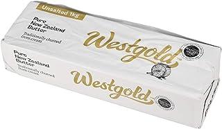 グラスフェッドバター 1kg ニュージーランド産 無塩 無添加 バター Westgold
