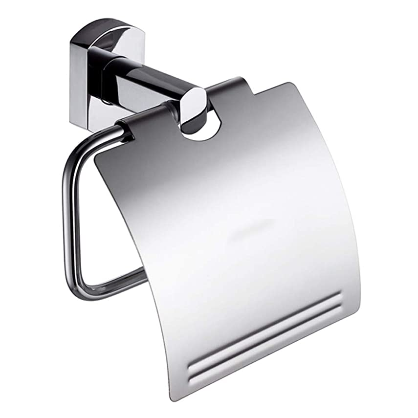 存在する合金豊かなZZLX 紙タオルホルダー、すべての銅ステンレス鋼浴室トイレットペーパーカセットトイレットペーパーホルダー ロングハンドル風呂ブラシ