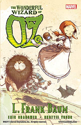 the wizard of oz marvel - 3