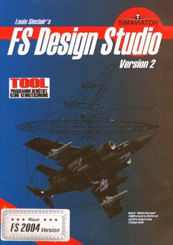 Preisvergleich Produktbild Flight Simulator 2004 - Design Studio 2