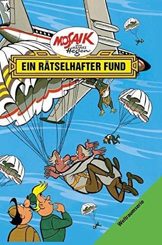 Die Digedags. Weltraum- Serie 04. Ein rätselhafter Fund. Maschine CB-5 auf Prüfstand. by Hannes Hegen Lothar Dräger(2002-04-01)