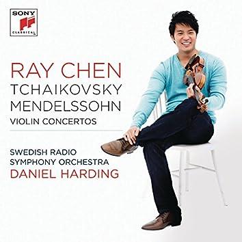 Tchaikovsky & Mendelssohn: Violin Concertos