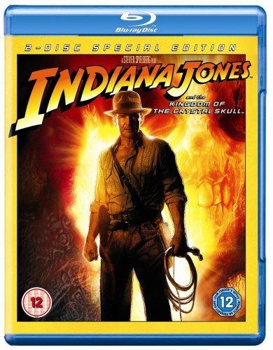 Indiana Jones & the Kingdom of the Crystal Skull [Blu-ray]