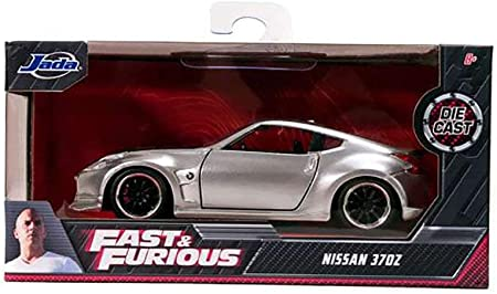 JADA TOYS 31852 Gisele/'s NISSAN 370Z model road car FAST /& FURIOUS series 1:32