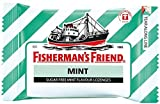 Fisherman's Friend Sugar Free Refreshing Mint Flavor Cough Lozenges, 25g Each Pack by BeautyBreeze