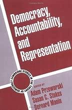 By Adam Przeworski - Democracy, Accountability, and Representation: 1st (first) Edition