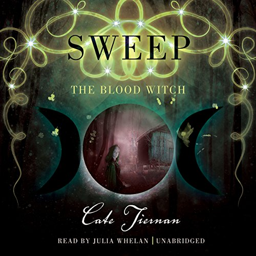 Blood Witch audiobook cover art