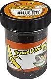 TFT FTM Trout Finder Bait Big Banana Glitter Pasta 50 g Negro - Flotante pesca de truchas