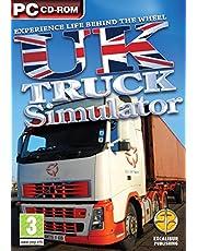 Pc Uk Truck Simulator - EXCALIBUR