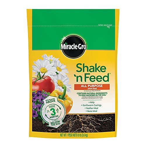 Miracle-Gro Available Shake 'N Feed All Purpose Continuous Release Plant