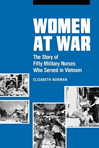 51DRS8rm7aL - Women at War: The Story of Fifty Military Nurses Who Served in Vietnam (Studies in Health, Illness,
